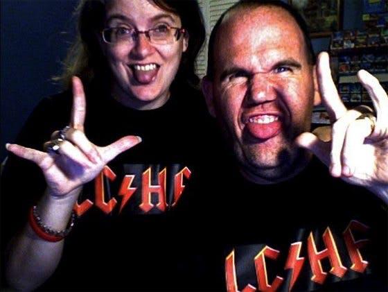 AC/DC... or LCHF?