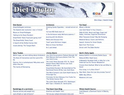 Diet Doctor News