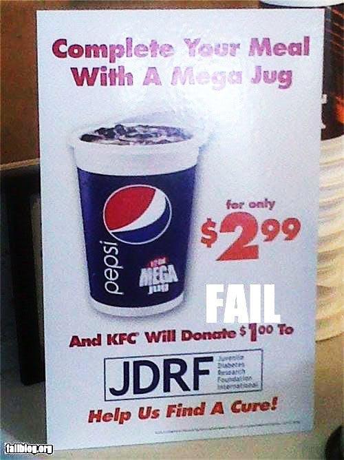 Diabetes Support Fail