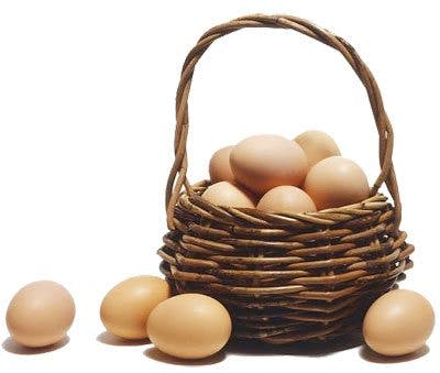 are egg beaters on the keto diet