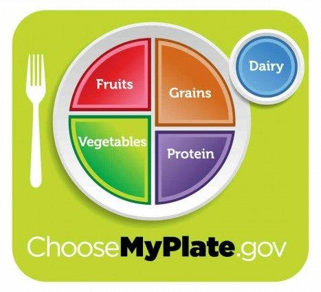 "It will get worse: the new ""MyPlate"""