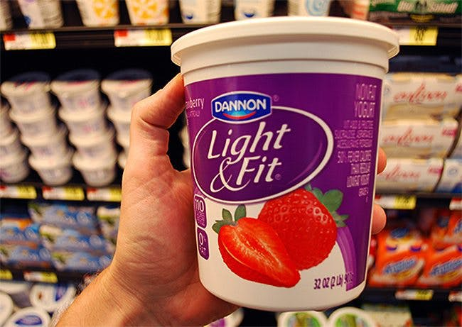 why is yogurt good for diet