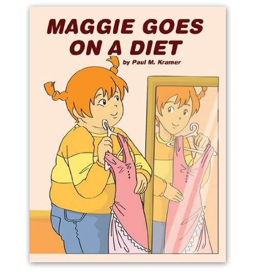A diet book for kids (!) and what it can teach us