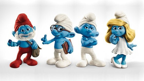 Ancestral health, obesity and smurfs