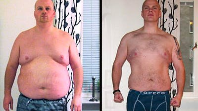 Before and after 46 weeks of LCHF