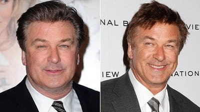 Alec Baldwin loses 30 pounds without sugar or starch