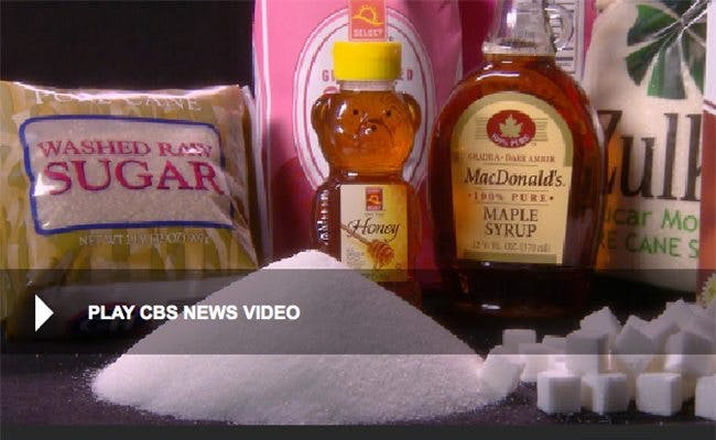 Dr Lustig on 60 Minutes Today: Sugar is Toxic