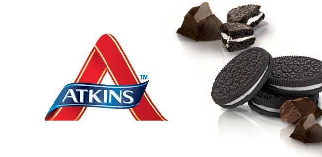 Atkins High Carb Cookies
