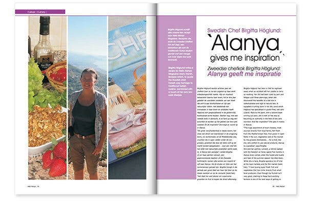 LCHF Success Story in Free Tourist Magazine