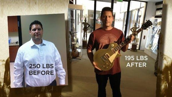 Tyler's short journey back to health