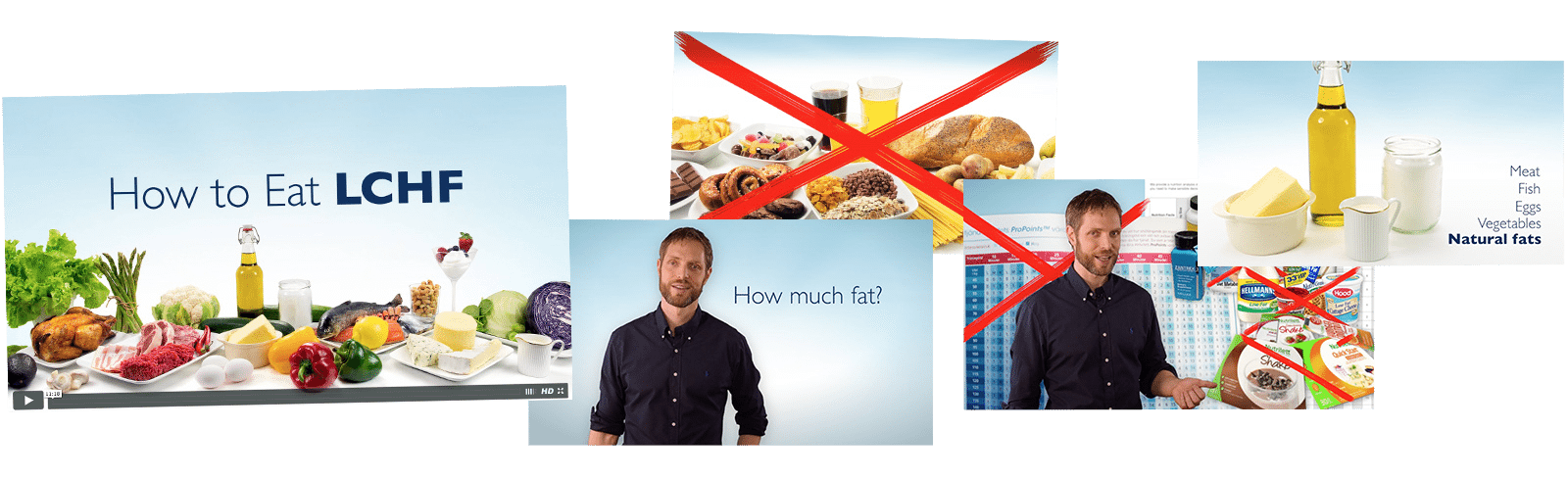How to eat keto video course