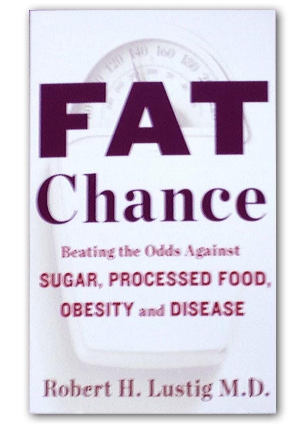 Fat Chance: Sugar-Busting Bestseller?