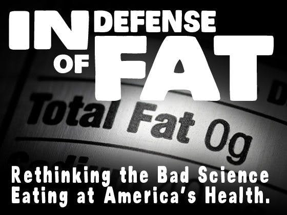 The fat will be defended!