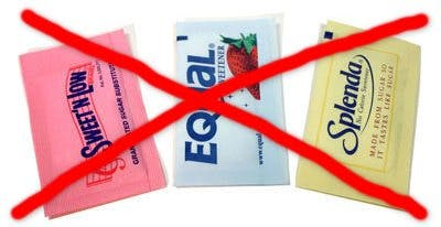 How to Lose Weight #8: Avoid Artificial Sweeteners