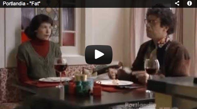 Pasta Addiction on the TV-show Portlandia