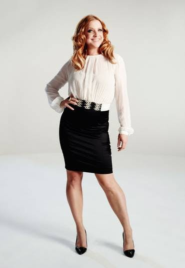 Shirley Clamp in a Weight Watchers ad in January 2013