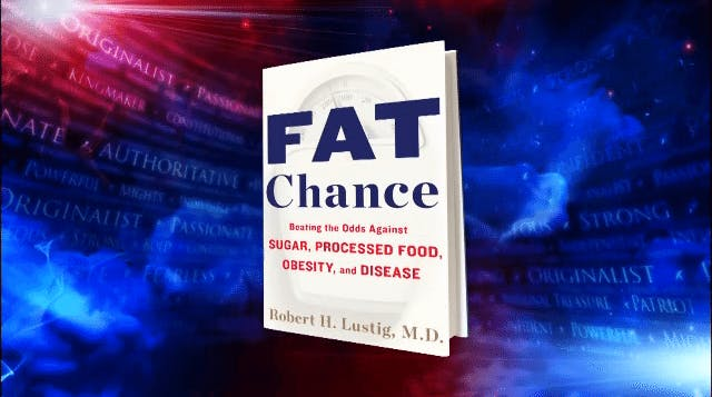 """Dr Robert """"Fat Chance"""" Lustig on The Colbert Report"""