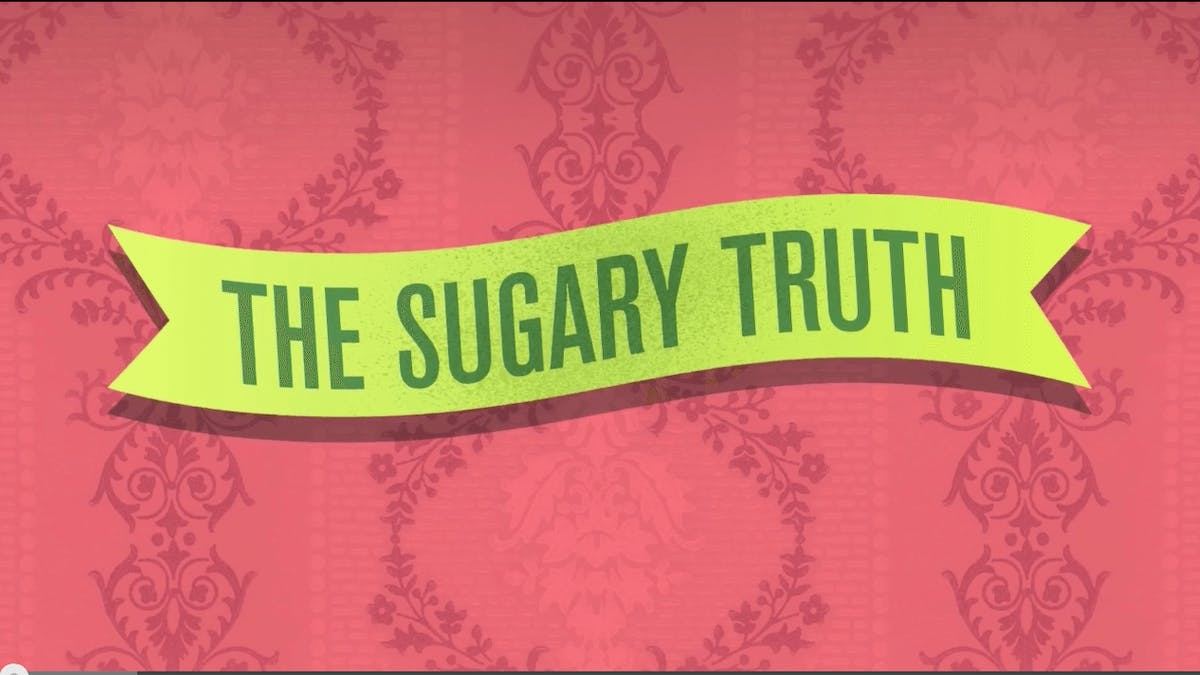 The sugary truth