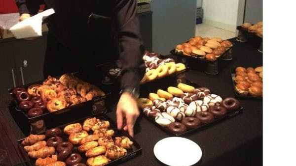 Breakfast at Europe's biggest diabetes conference