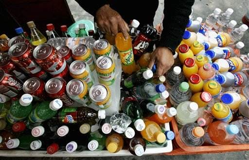 Only anti-soda tax ads broadcast in Mexico