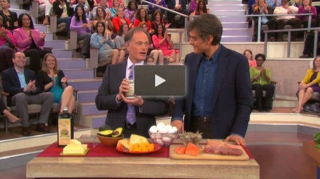 Dr. Oz Positive to LCHF Against Alzheimer's!