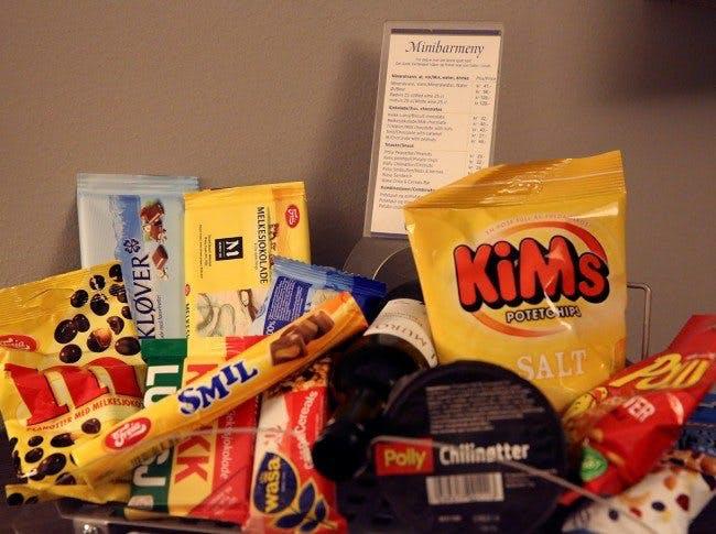 Sugar Shock in Oslo