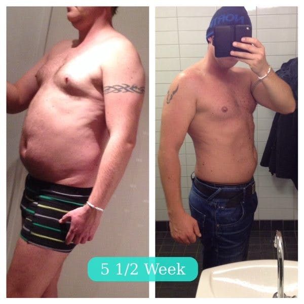 """Fantastic Results in 5 1/2 Weeks"""