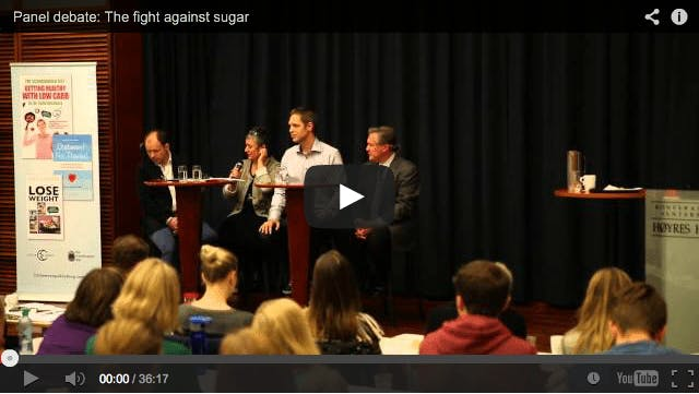 Panel Discussion on the Fight Against Sugar