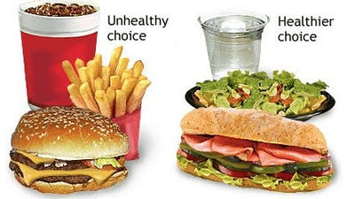 McDonald's: Don't Eat Our Food - It's Not Good for Your Health