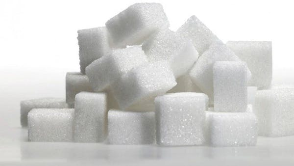 WHO recommends cutting sugar intake in half!