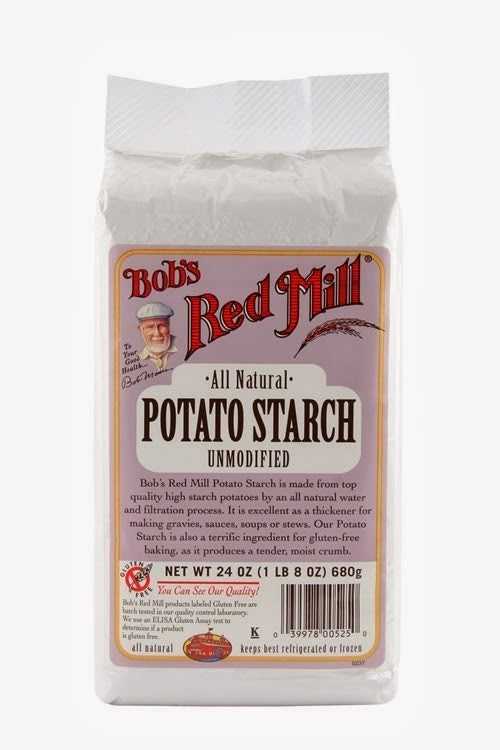 Starch resistant carbs list