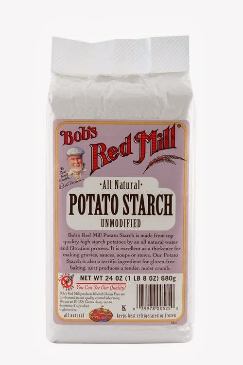 Is potato starch keto/LCHF? About resistant starch