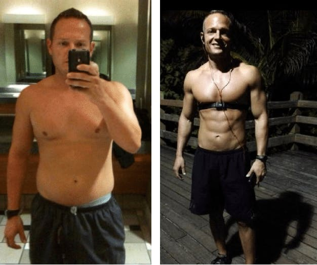 Police Officer Losing Weight and Sugar Addiction with LCHF