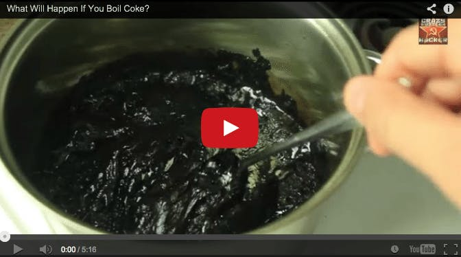 What Happens If You Boil Coke?