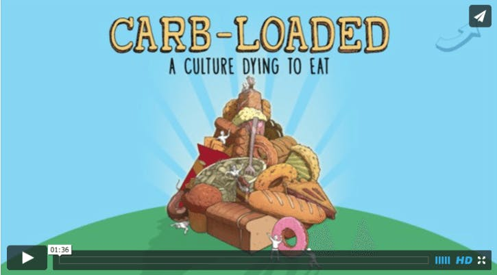 Carb-Loaded: a new movie about the risks of too many carbohydrates!