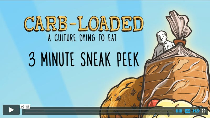 "A sneak peek at ""Carb-Loaded"""