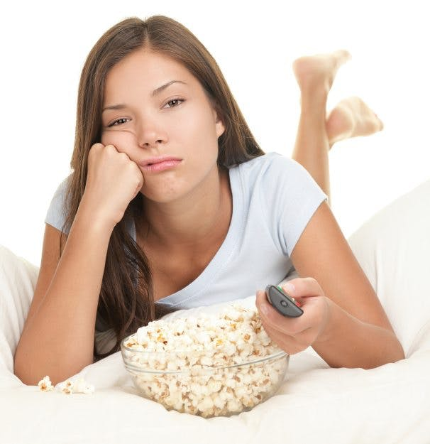 Boring TV shows might increase the risk of obesity