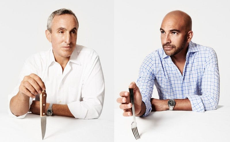 Gary Taubes and Peter Attia