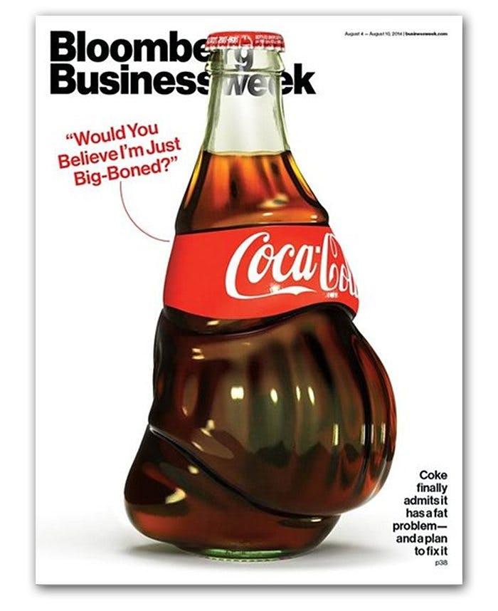 Coca-Cola Admits Its Big Fat Problem