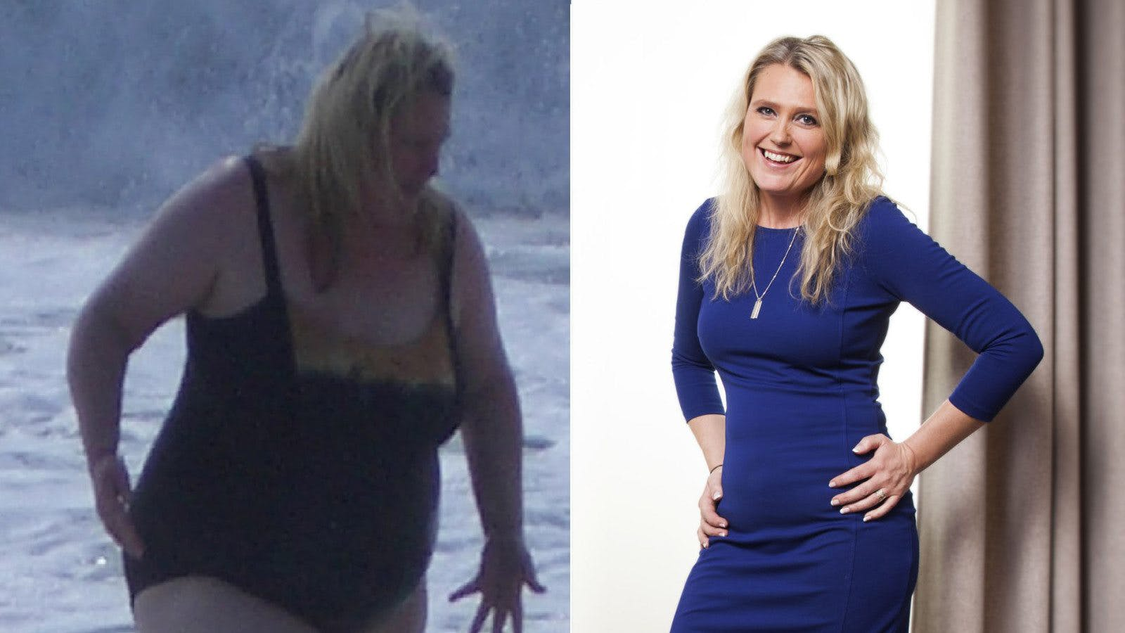 Low carb made Lindha half the woman she used to be