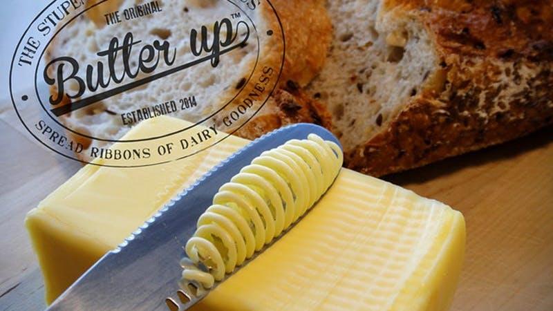 """""""The stupendous splendiferous ButterUp"""""""