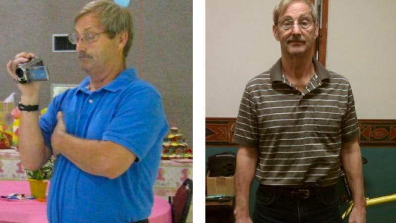 Improving health and weight after 40 years of struggling