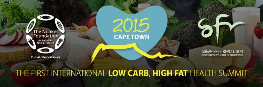World's Biggest LCHF Health Summit Coming!