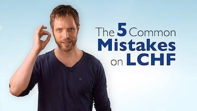 LCHF的5个常见错误