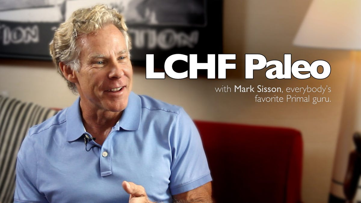 LCHF Paleo – Mark Sisson