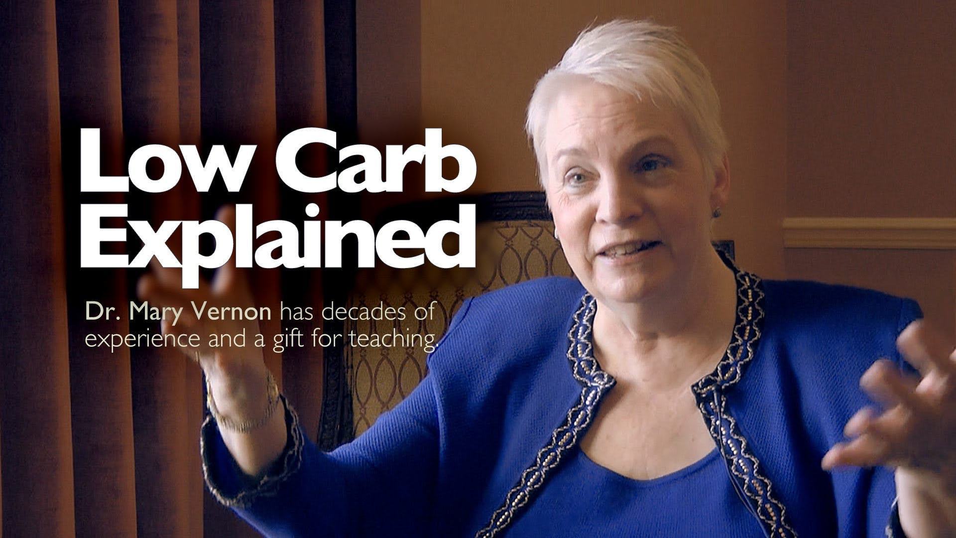 Low carb explained