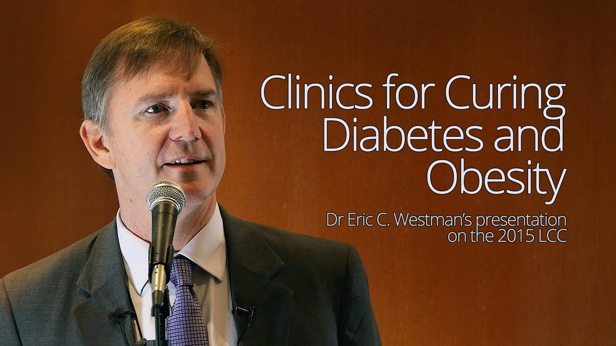 Heal Clinics presentation by Dr. Eric Westman