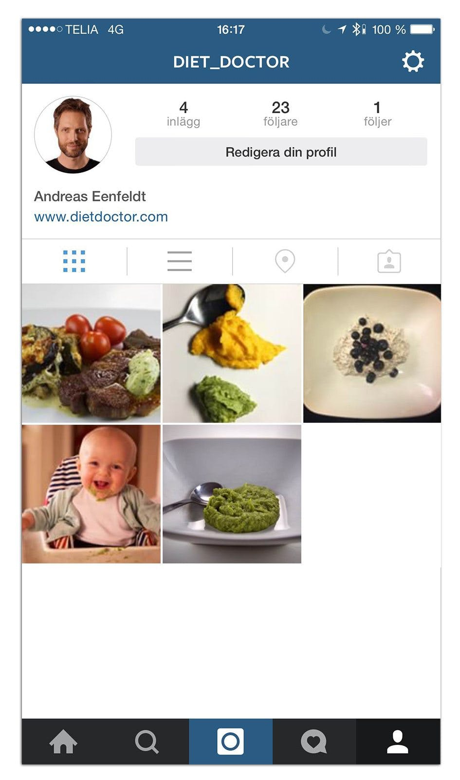 Diet Doctor Instagram