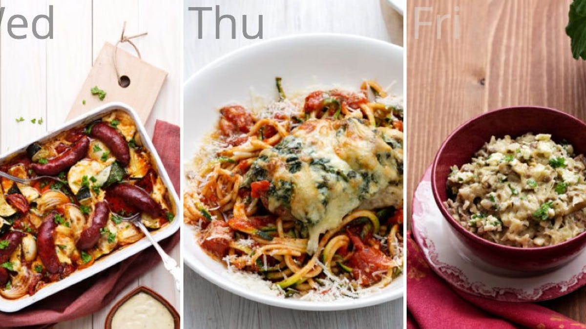 It's launched: The low-carb meal plan service!