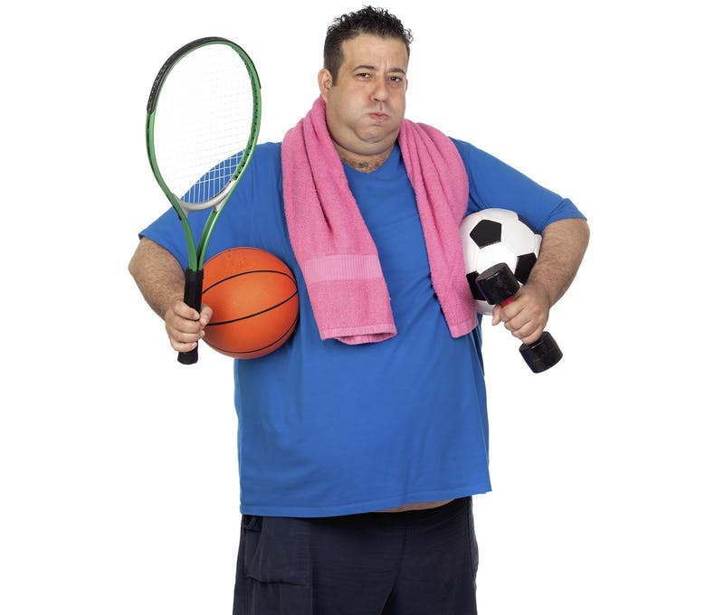 Training Overweight